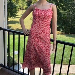Johnathan Martin pretty in pink sleeveless dress
